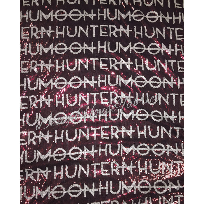 Hunter Moon- Ruby Red