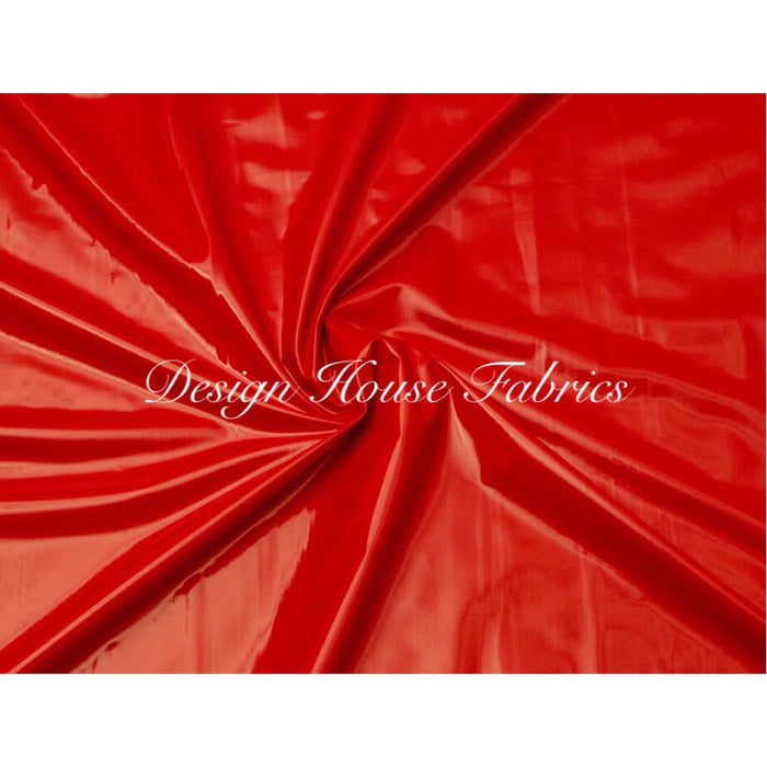 Stretch PVC Vinyl - Red