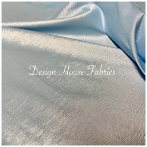 Stretch Taffeta  - Baby Blue