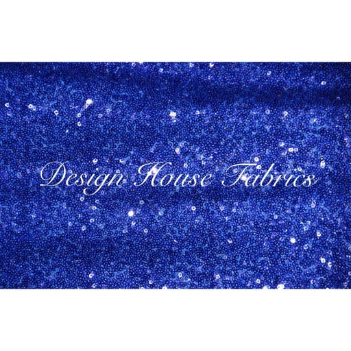 1. Glitz Sequin 1 - Royal Blue