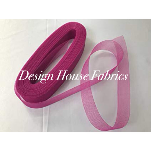 Horse Hair - 3in Fuchsia Stiff