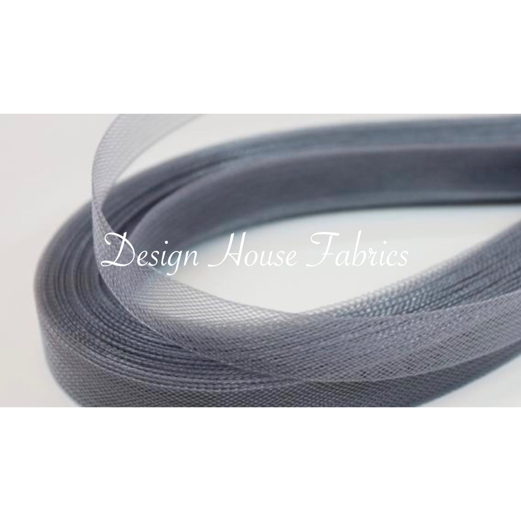 Horse Hair - 3in Grey Stiff