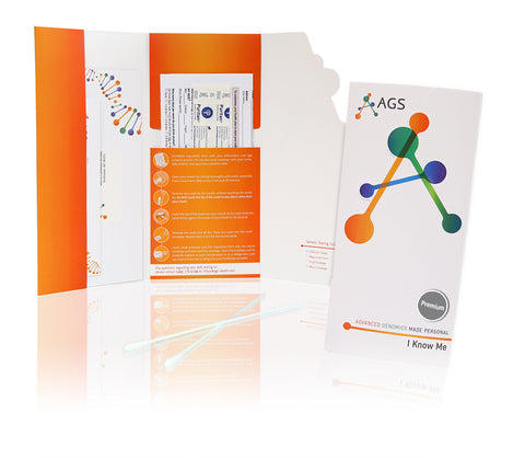 Premium Health & Wellness Genetic Test (SB)