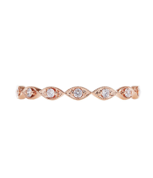 Sethi Couture Marquise Diamond Band