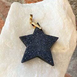 Alex Sepkus Druzy Star and Diamond