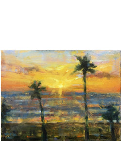 """West Coast Sunset"""