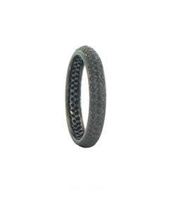 Sethi Couture Black Diamond 'Tire' Ring