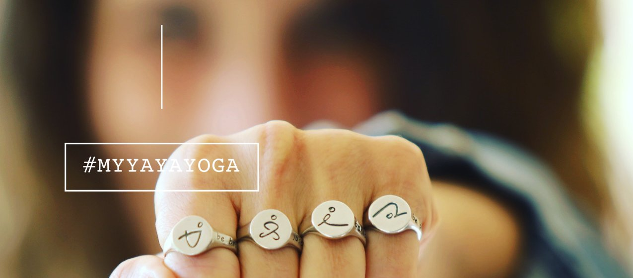 yoga rings collection banner