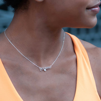 Breathe - Clear Swarovski® Crystal