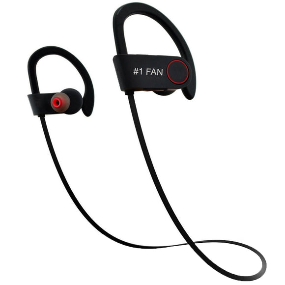 #1 FAN Bluetooth Earphone
