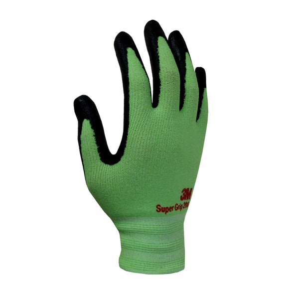 3M Super Grip 200 Gardening Work Gloves [Green]
