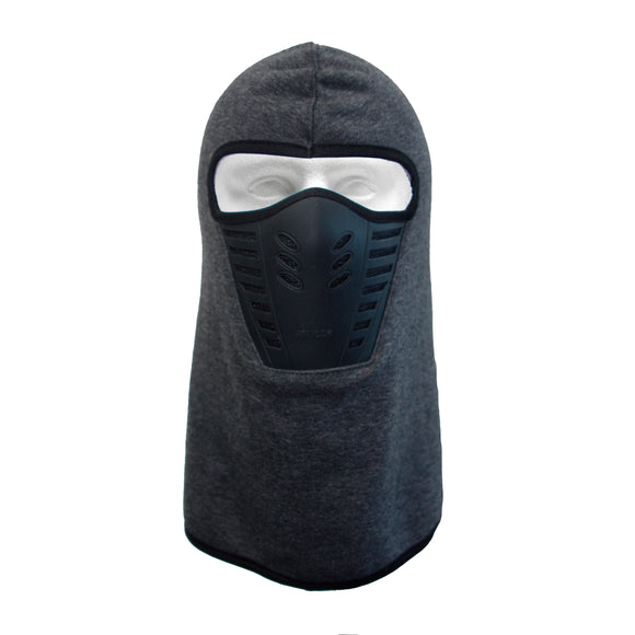 Full Face Balaclava Fleece Mask [Grey]