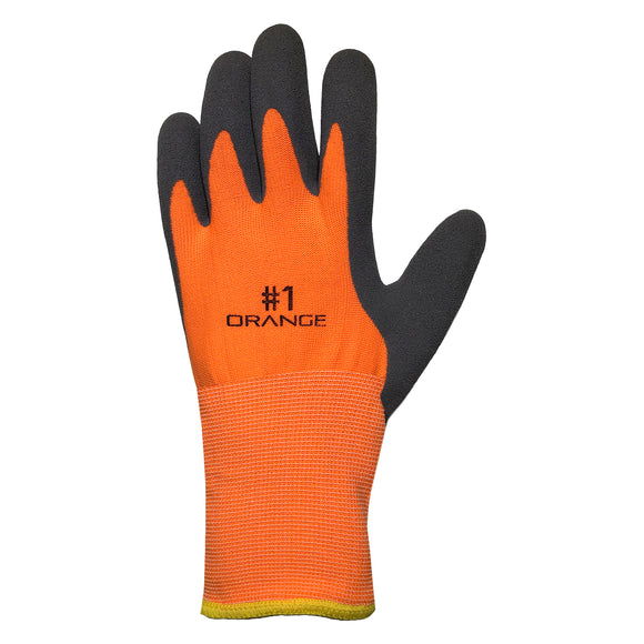 #1 FAN Orange Glove