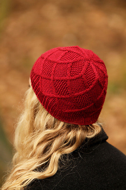 Arncott Hat - knitting pattern