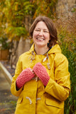 Otrera Fingerless Mitts by Jen Arnall-Culliford from Something New to Learn About Cables