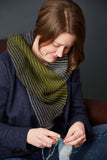 Wood Warbler cowl by Martina Behm