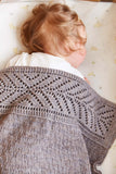 Little Tern blanket by Tin Can Knits