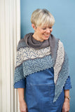 Joji Locatelli's Sterlyn Shawl from Boost Your Knitting