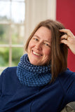 Bramen Cowl by Nancy Marchant from Boost Your Knitting