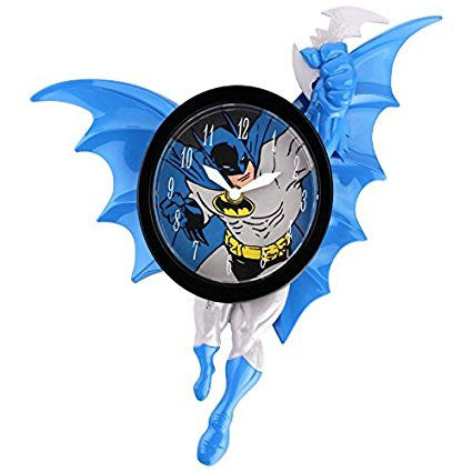 Batman wall Clock, great  gift for boys.
