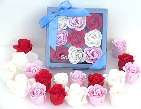 Rose scent Bath bomb with  elegant gift box, great for mothers day gift.
