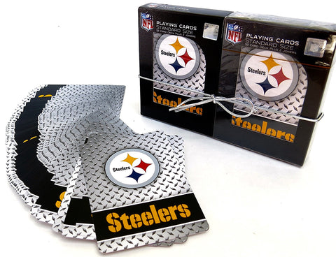 Pittsburgh steelers Playing cards 2 pack