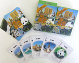 San Diego Souvenir playing cards two  deck  gift set