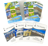 Los Angeles Souvenir playing cards two  deck  gift set