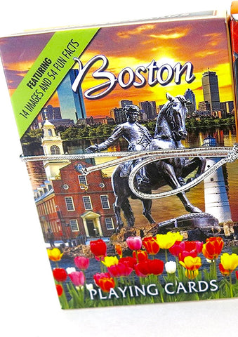 Boston 2 deck set