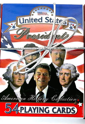 United States Souvenir playing cards two  deck  gift set