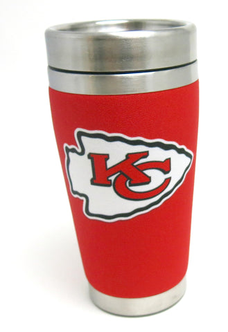 Kansas City Chiefs  playoffs Ultimate Tumbler, Neoprene & Steel construction