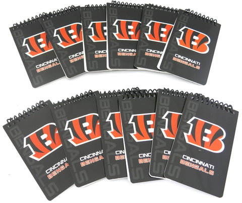 12 pack ruled memo pads