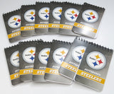 Pittsburgh Steelers 12 memo pads. A great Father's Day gift