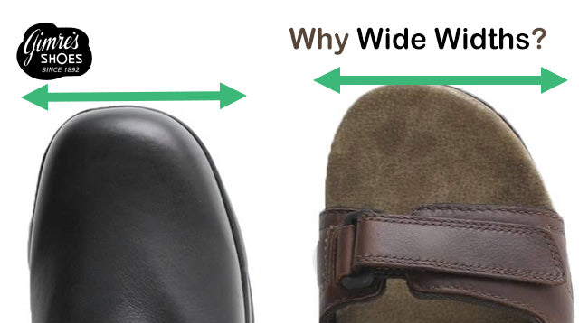 timeless design no sale tax free shipping Do You Need Wide Shoes? – Gimres Shoes