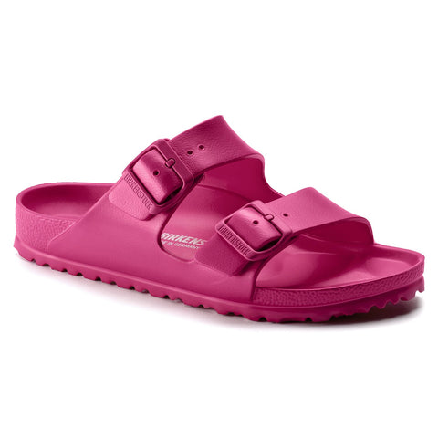 Birkenstock Arizona EVA in Beet, Black, Khaki, Silver & White