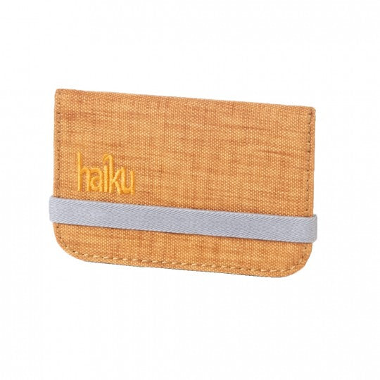 Haiku Trek RFID Mini Wallet in 10 Colors