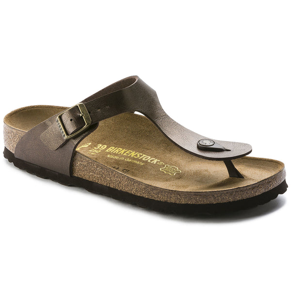 Birkenstock Gizeh in Silver, Toffee, Mocha, Antique Lace. Black, Onyx & Brown