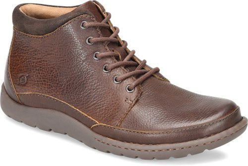 Born Men's Nigel Boot in Brown & Grey