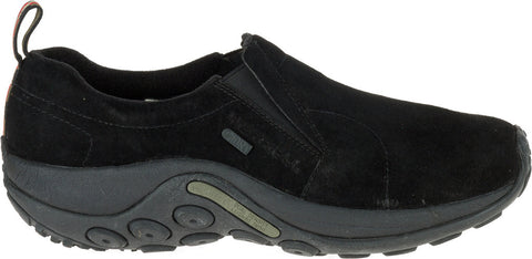 Men's Merrell Black Waterproof Jungle Moc Slip on