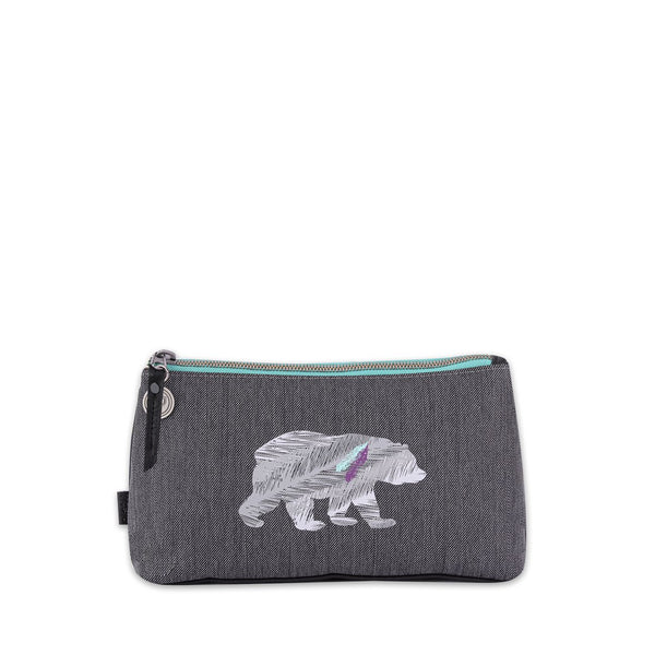 Pistil All Mine Pouch in Fox & Buffalo