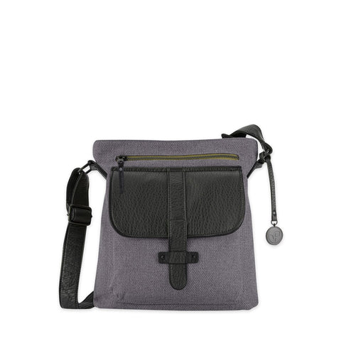 Pistil Gotta Run Crossbody Bag in Totem, London & Noir