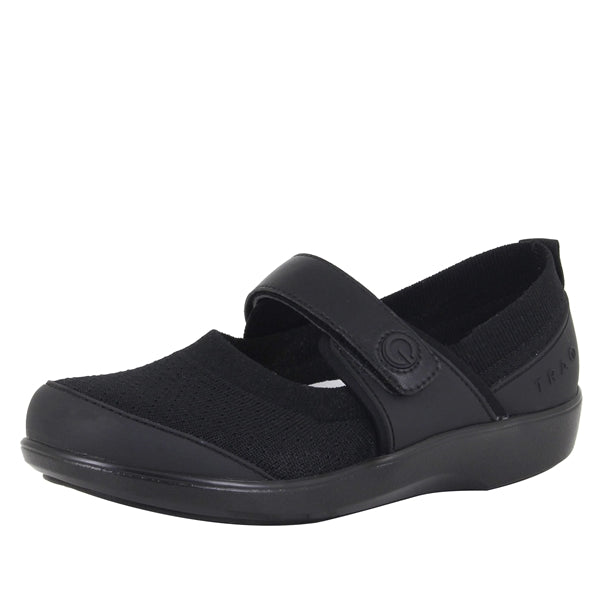 Alegria TRAQ Qutie in Black, Charcoal or Red