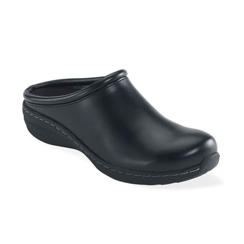 Aetrex Robin Clog in Black