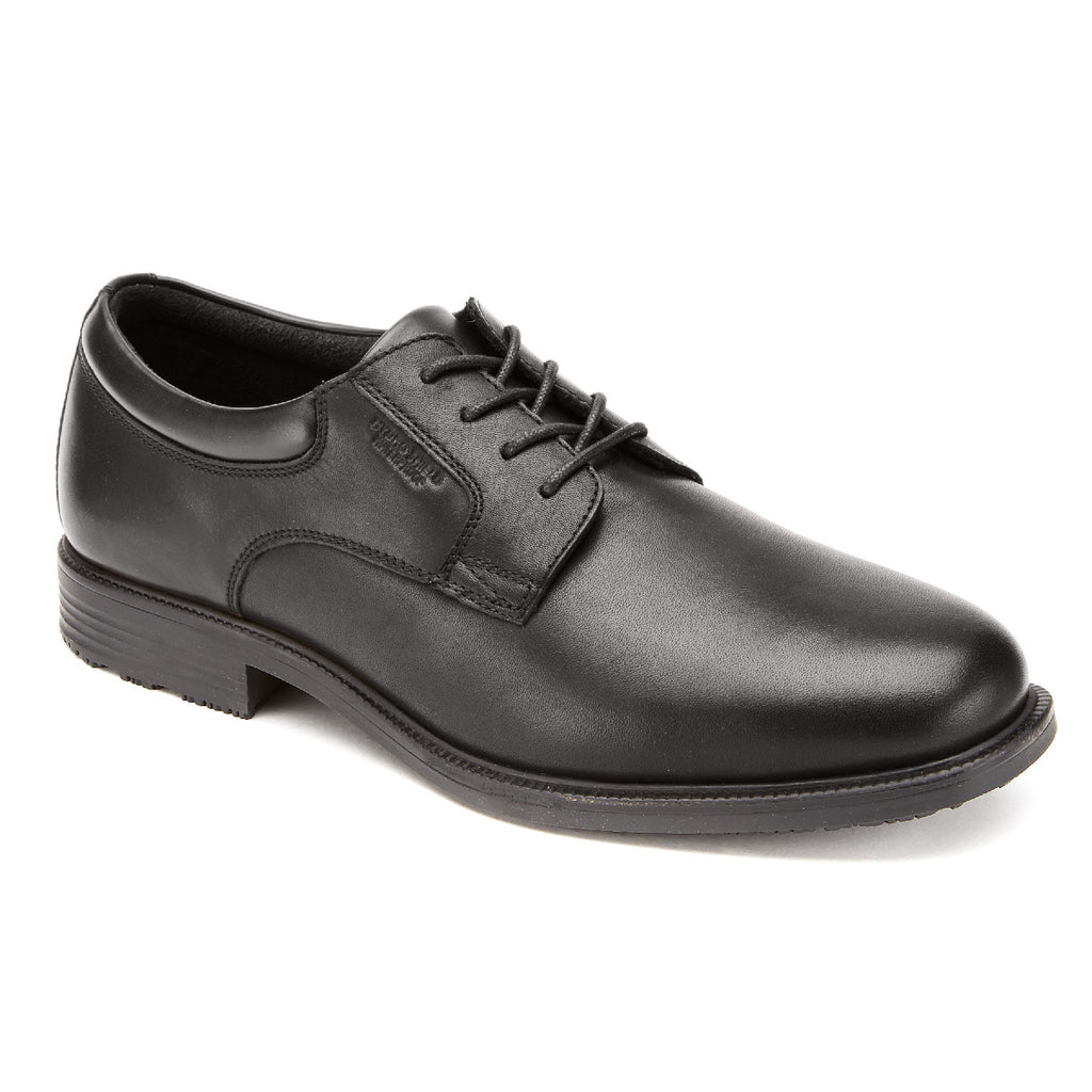 Rockport Men's Essential Details Waterproof Plain Toe Oxford