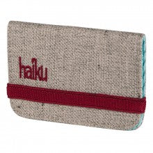 Haiku Trek RFID Mini Wallet in 9 Colors