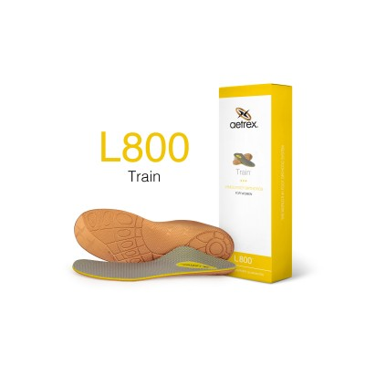 Aetrex L800 Women's Train Med/High Arch Orthotic