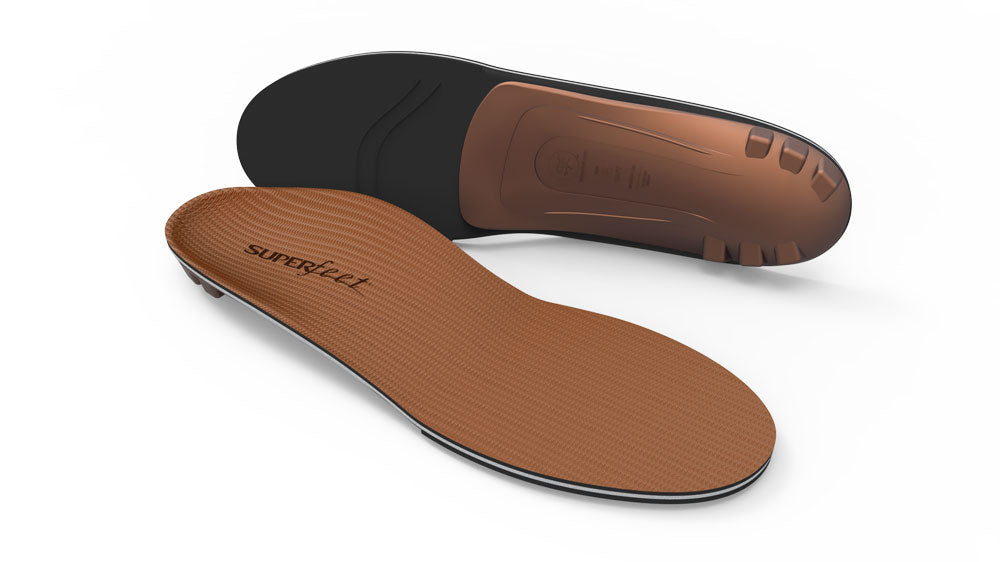 Superfeet Copper Personalized Comfort & Performance  Insole