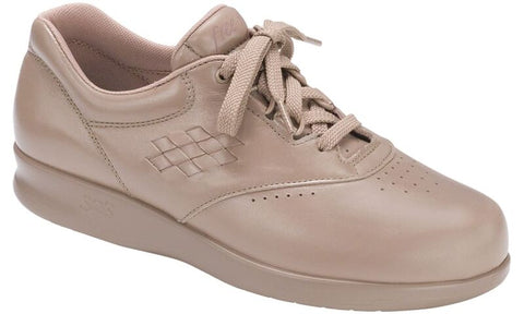 SAS Freetime Walking Shoe in Mocha & Black