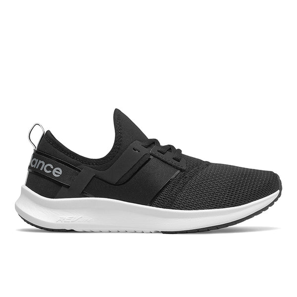 NB Nergize Sport in Logwood & Black