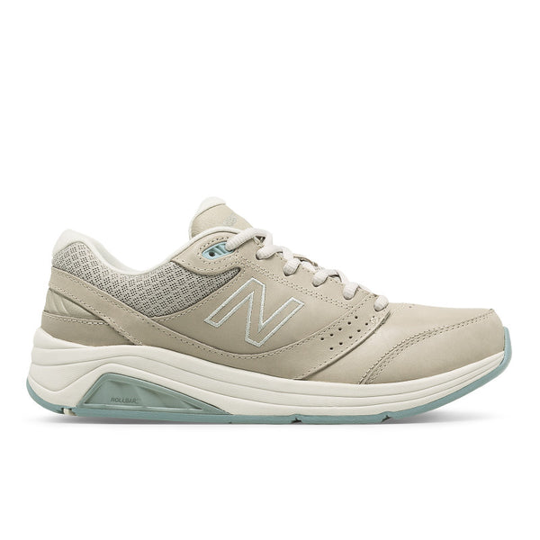 Women's 928 Walking Shoe in Grey/Taupe, Black & White Available in Wide Widths